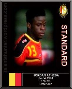 Jordan Atheba Talents Hunter