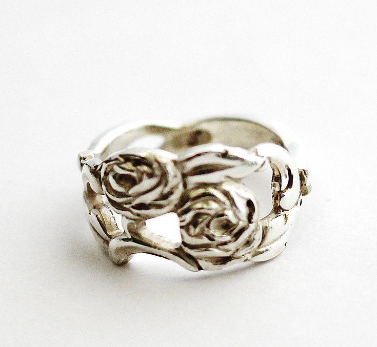 50 best Spoon Rings images on Pinterest | Spoon rings ...