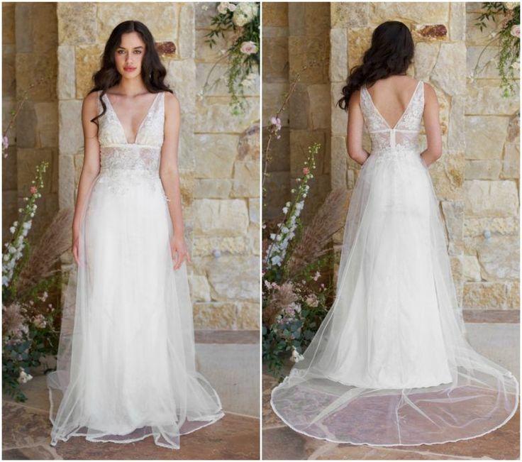 1229 best rustic wedding dresses images on pinterest rustic claire pettibone romantique spring 2018 collection rustic wedding dressesrustic junglespirit Gallery