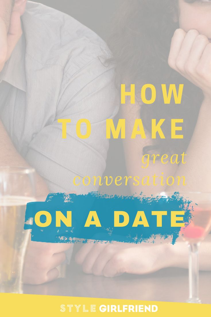 How to make conversation on dating sites