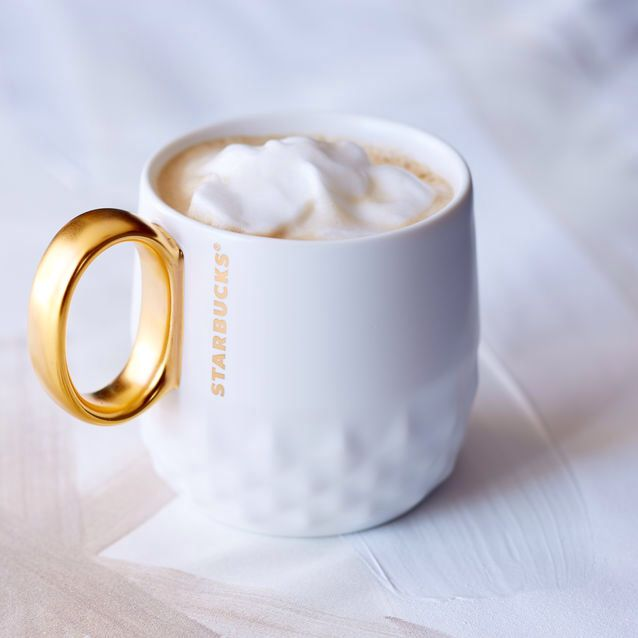 This cute Starbuck's mug