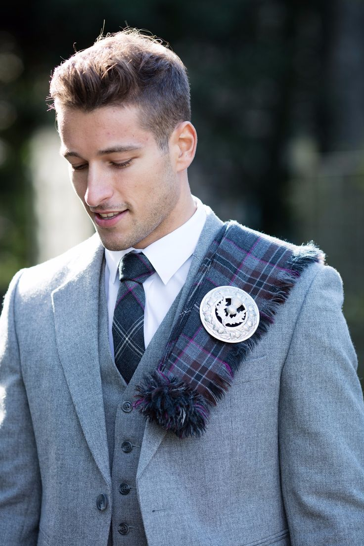 12 best How to Incorporate Tartan into your Wedding Day images on ...