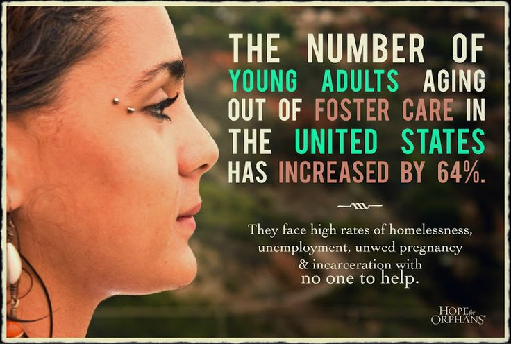 Young adults aging out of foster care need support, encouragement, and mentorship. - Hope for Orphans