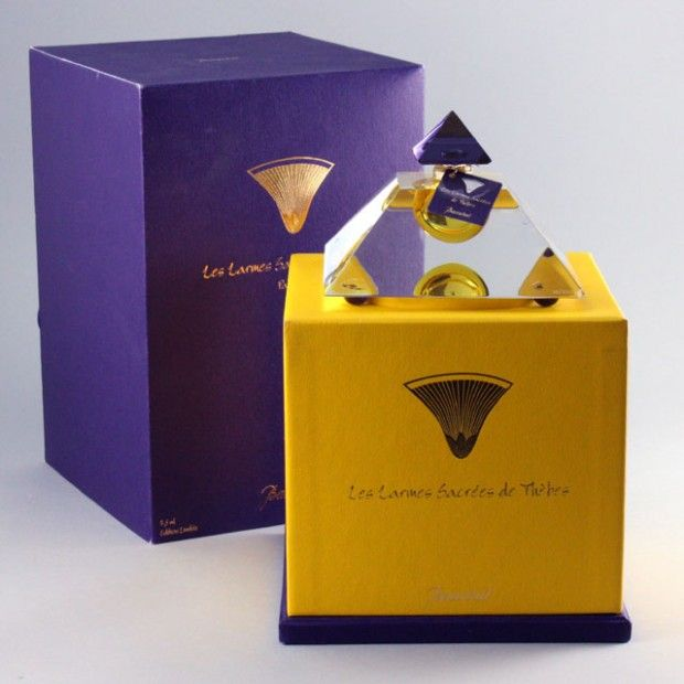 6. Les Larmes Sacrées de Thebes of Baccarat. $1,700 (.25oz) -  The 10 Most Expensive Perfumes in the World.
