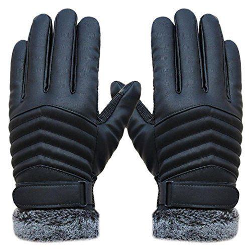 Malloom® Hombres antideslizantes térmicas deportes de invierno guantes piel Pantalla tactil Guantes Malloom https://www.amazon.es/dp/B016UIQ8EM/ref=cm_sw_r_pi_dp_IdzcxbTZ6W37V