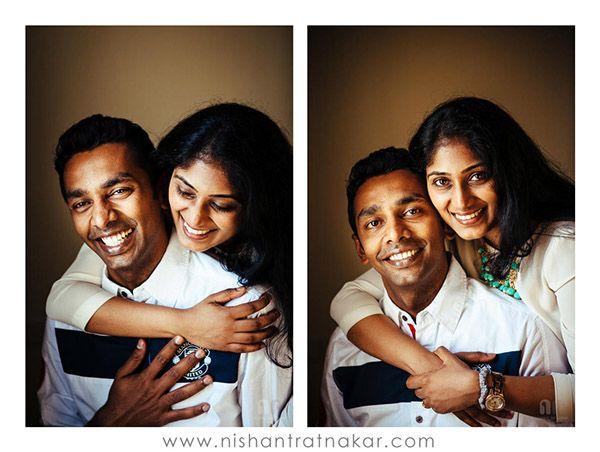 The Ramachandrans | Family Portraits by Nishant Ratnakar, via Behance
