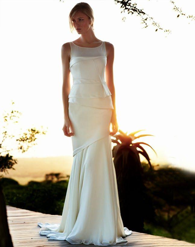Subiektywne TOP 10 sukienek ślubnych ! piękna kreacja, cudowny projekt, http://bridal.amandawakeley.com/