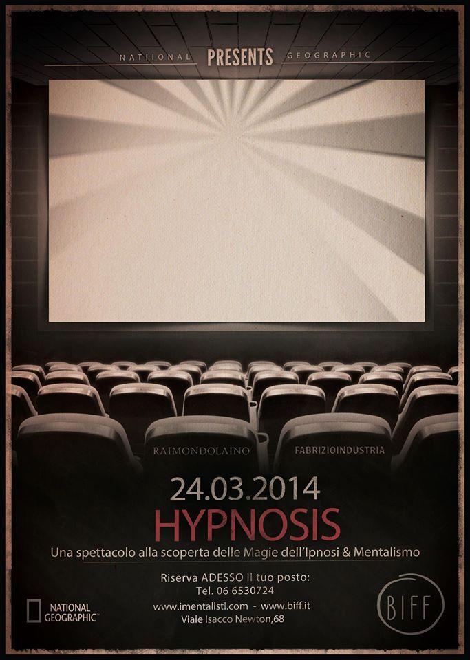 Ipnosi Ipnotista Fabrizio Industria Hipnosis Roma