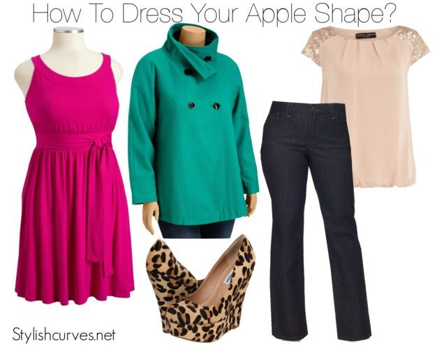 Complete Outfit Ideas for Women apple shape | HOW TO DRESS FOR YOUR PLUS SIZE SHAPE (PART 2) 2 | STYLISH CURVES