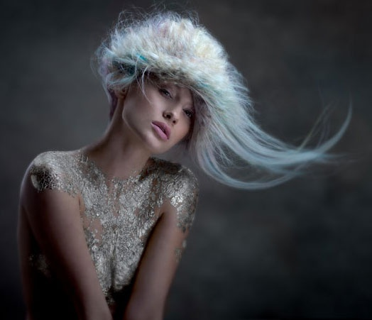 http://professional.estetica.it Hair: Christophe Gaillet  for L'Oréal Professionnel  Photo: Łukasz Radzięta  Make-up: Beata Gladysz