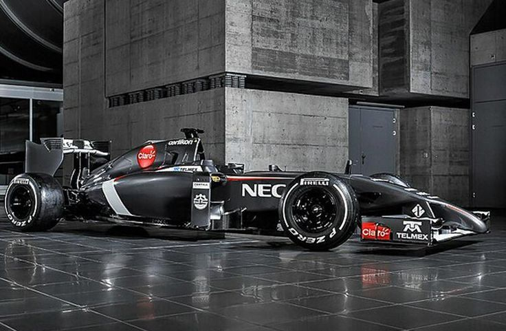 Sauber are the latest team to uncover their 2014 car, after the Ferrari-powered C33 was revealed in a digital launch on Sunday.