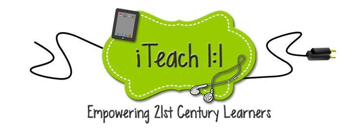 iTeach 1:1 has great ideas to integrate technology into an upper elementary classroom