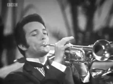 """Herb Alpert & The Tijuana Brass - """"A Taste Of Honey"""" ('Live' on BBC. From the album, """"Whipped Cream & Other Delights"""")"""