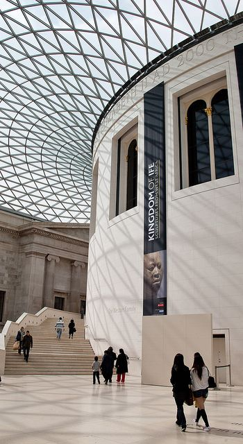 British Museum in London--- Bruce and I visited there last fall. Lots of great ancient stuff... not much art.