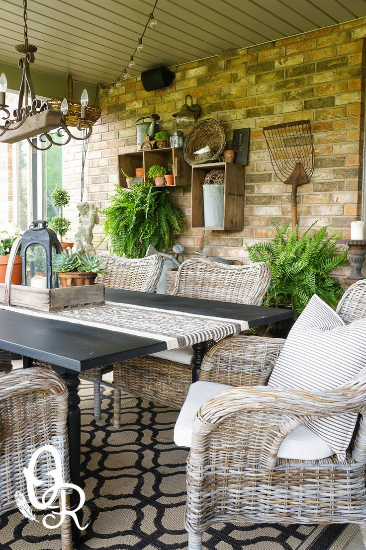 Outdoor Room 2014   Oliver And Rust · Porch IdeasPatio ...