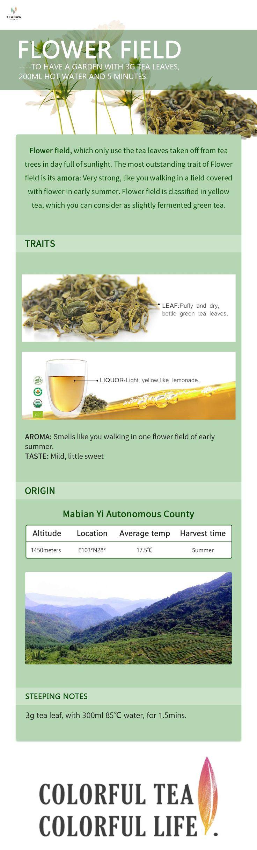 Want a cup of tea full of flower fragrance? #Tea #Teadaw