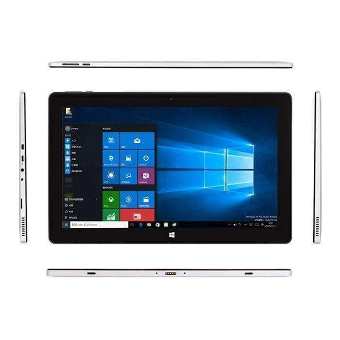 Silver Jumper Ezpad 6 Tablet Pc 11.6 Inch 4gb+64gb Windows 10 Intel Cherry Trail Z8350 Quad Core 1.4