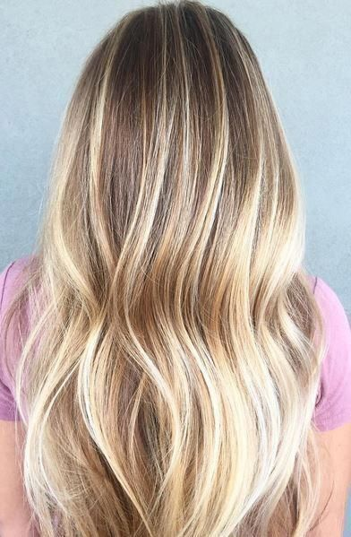 Honey Blonde And Buttery Babylights Soooo Good Color By Ashleigh