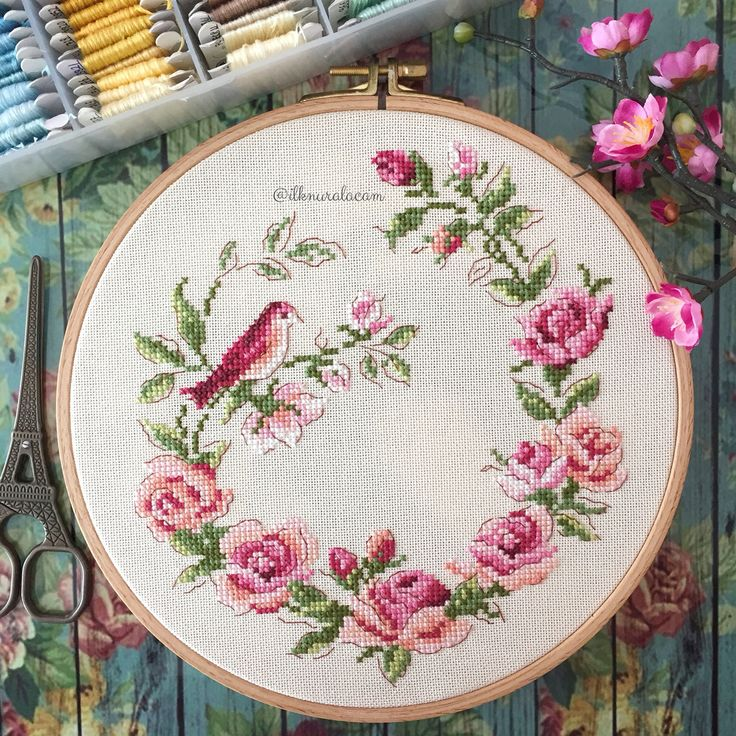 Cross stitch / İlknur Alaçam