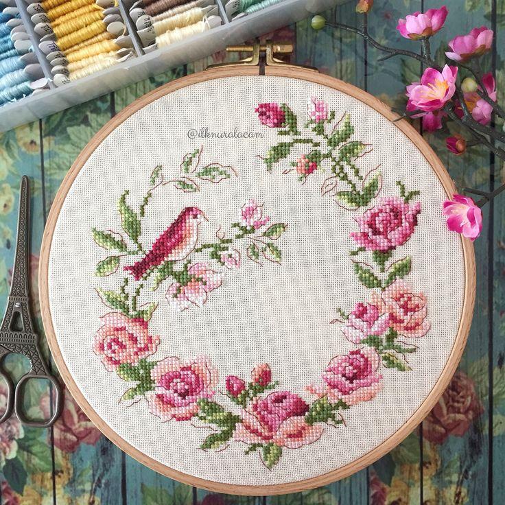 Cross stitch / İlknur Alaçam