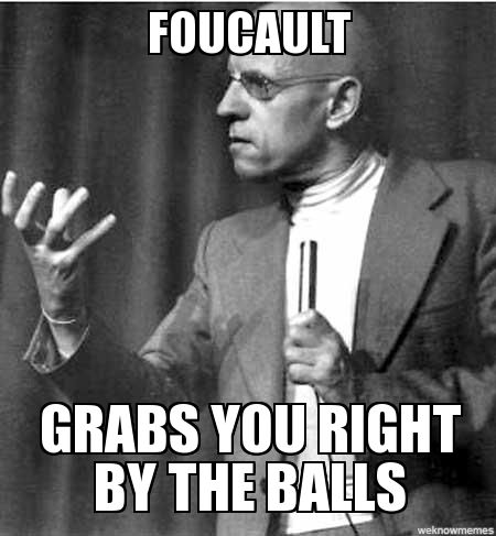 foucault essays of power