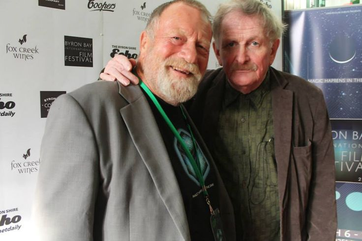 Jack Thompson at the Opening Night