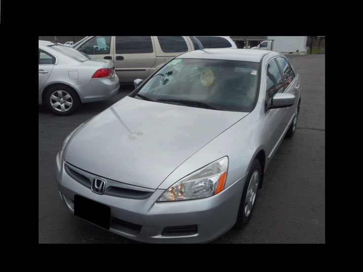 Honda accord 2yr24000 warranty low cost oil changes no