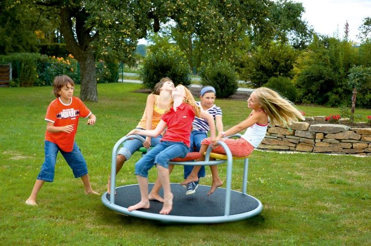 A stylish, 1.6m diameter, 4-seater roundabout which provides great fun. #Circulus4Carousel #PlaygroundCentre #PlaySpace #PlayGround #Fun #SpringMotionEquipment #RotatingEquipment #RotatingPlayEquipment #RotatingPlayStructures