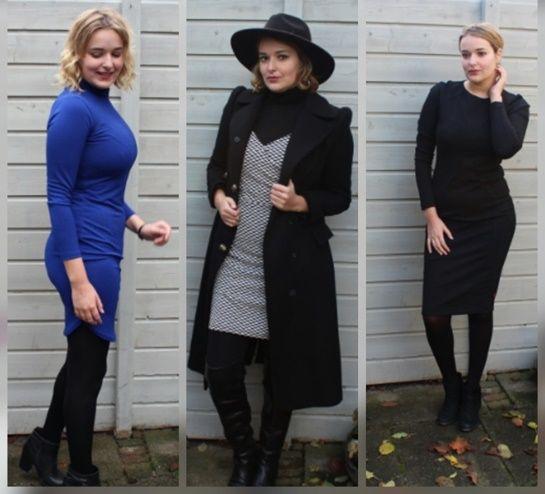 Go-to nette jurk door styliste Ella. Lees jij mee met haar trendy blog over Go-to outfits? Laat je inspireren!