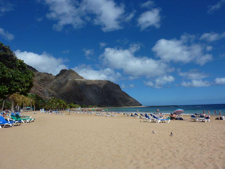 playa de las Teresitas dream beach tenerife place to visit travelling