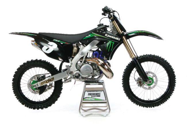 Motocross Action Magazine | WE RIDE SERVICE HONDA'S KX500AF TWO-STROKE: