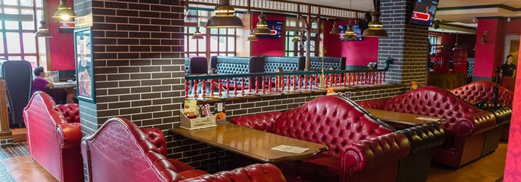 "Ресторан - Pub ""Sterling Pub"" - Лучший интерьер ресторана, кафе или бара…"