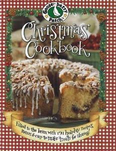 all goose berry cookbooks   Christmas Cookbook Gooseberry Patch 2004 by Troiano Kelly Hooper ...