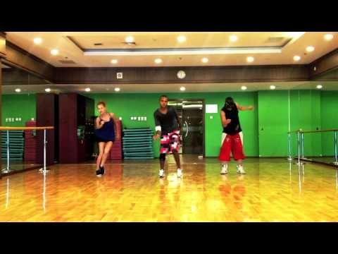 Rihanna feat. Baby Cham - Boom Boom. Alejandro (Nike) #Zumba #Fitness