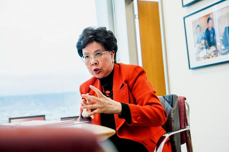 Critics of Margaret Chan have said she lets governments around the world steer the W.H.O. to fit their own needs, instead of firmly taking the helm as the world's doctor in chief.