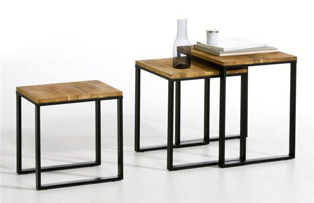 ✦ Shopping ✦ Table Basse | Woods