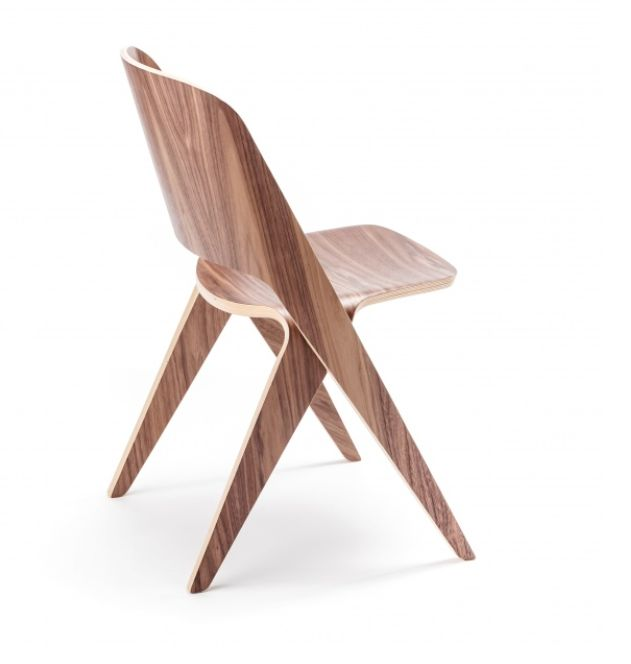 Lavitta Is A Minimalist Chair Created By Finland Based Designers Poiat. The  First Member Of Lavitta Collection Is A Small Chair That Draws Upon The ...