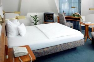 Hotel Lowen Seckenheim Mannheim: The rooms at the hotel feature a mini bar, a hair dryer and a TV.  The hotel is found in the city's famous tourism and shopping district. http://www.mannheim-hotel.com/hotel-lowen-seckenheim-mannheim/