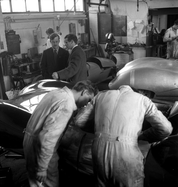 Lotus Car Factory : Bridget Bishop Photography