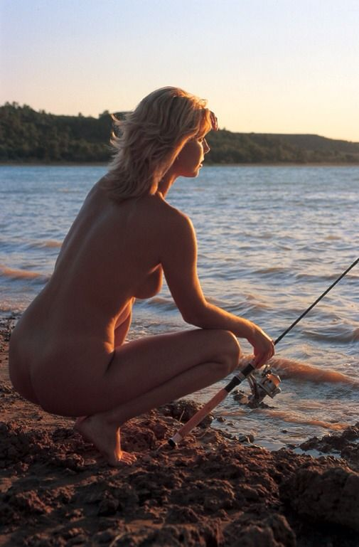 Sexy fishing girl naked-1560