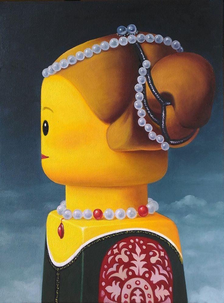 Art History, The Lego Way