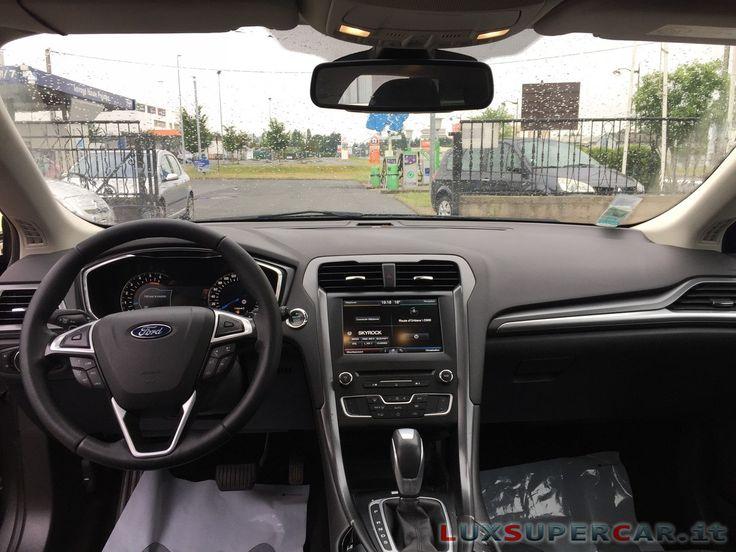 Ford Mondeo sw 2.0 TDCI TITANIUM 150cv POWERSHIFT completo
