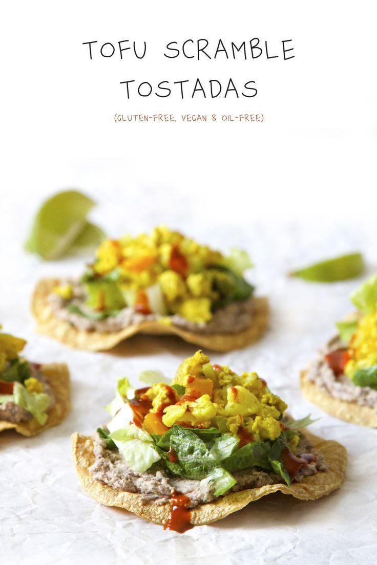 ... ideeën over Tofu Scramble op Pinterest - Tofu, Veganisten en Ontbijt