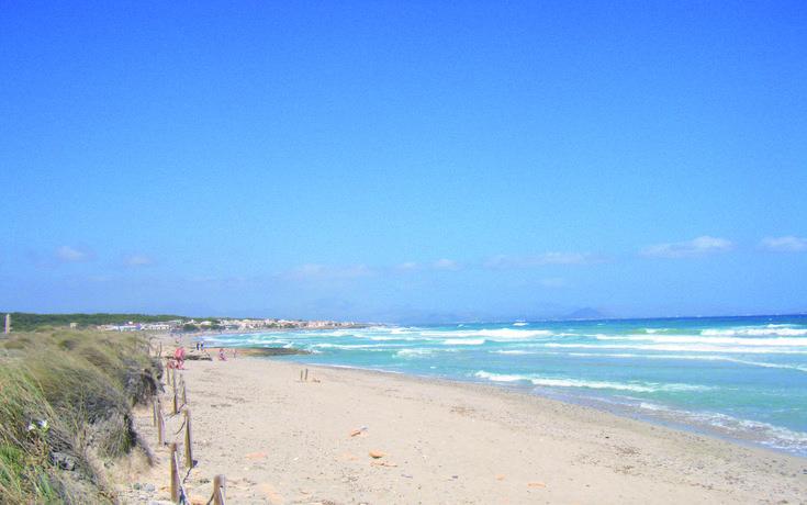 Alcudia beach wedding