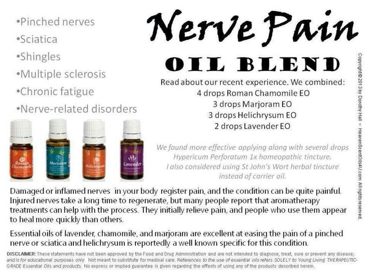 343 Best All About Pain Images On Pinterest Young Living
