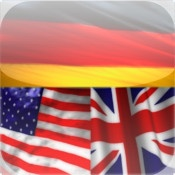 German English Dictionary and Translator - The leading German English Dictionary and Translator for iPhone, iPad & iPod Touch ✦ Selling over 500,000 dictionary apps ✦ More than 280,000 translation pairs ✦ High quality English & German speech engine (via In-App Purchase) ✦ Integrated Google/Bing Translate ✦ Phrases & Synonyms ✦ No internet connection required (except Google/Bing Translate & Wiki search)