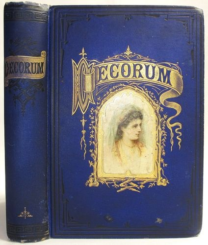 1880 Victorian Etiquette Book....We need these today.  Some etiquette has been lost.