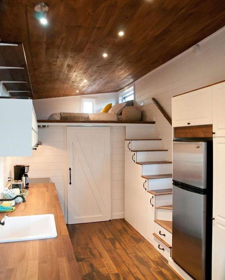 Las mejores 106 ideas de Tiny Home ideas on Pinterest | Casas ...