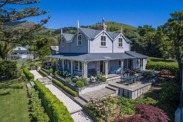 It's in the quaint village everyone falls in love with, but this 1880s property for sale has a charm of its own.