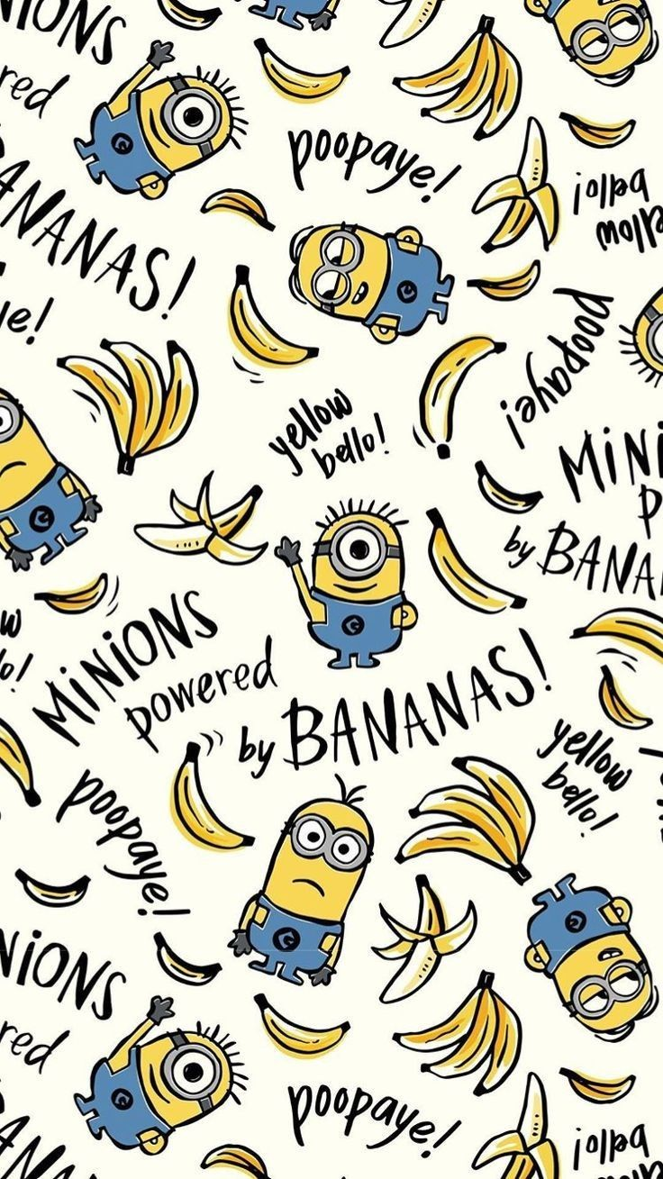 Pin By San Holo On Wallpapers With Images Minions Wallpaper Minion Wallpaper Iphone Cartoon Wallpaper